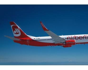 Einfacher und komfortabler reisen: airberlin vergrößert Business Class auf Europa-Flügen