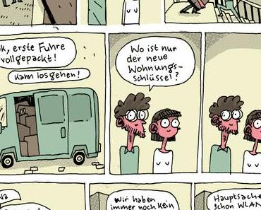 Umzug – the Fortsetzung
