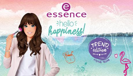 Hello Happiness! Limited Edition - essence