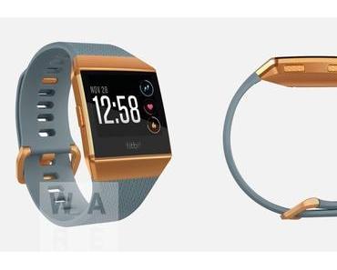 Fitbit Smartwatch – So sieht Higgs aus