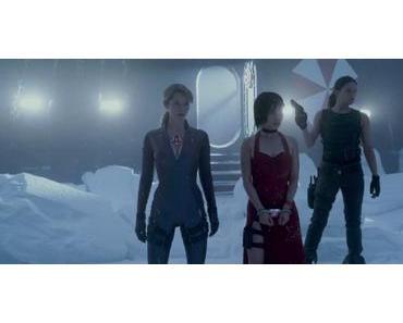 Michelle Rodriguez ist in RESIDENT EVIL: RETRIBUTION zurück