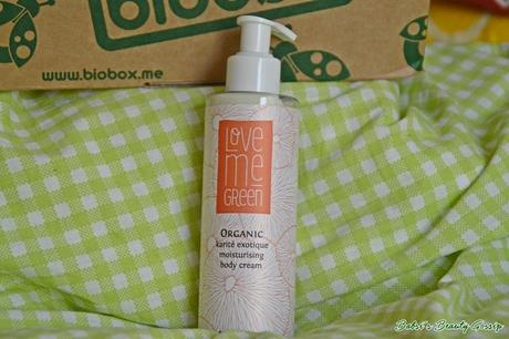 [Unboxing] – Biobox August Beauty & Care: