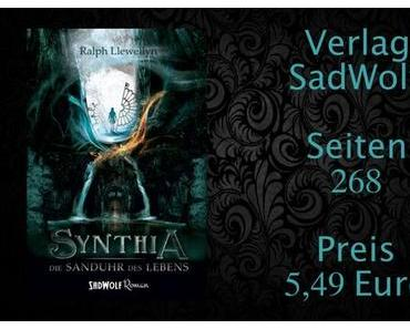Rezension | Synthia 1 - Die Sanduhr des Lebens von Ralph Liewellyn