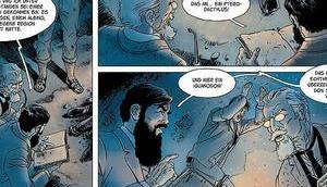 [Comic] Vergessene Welt