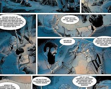 [Comic] Vergessene Welt [1]
