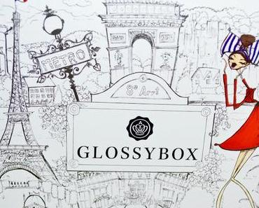 [Unboxing] Glossybox August 2017