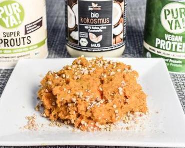 [Rezept] Protein Süßkartoffelbrei