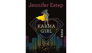 {Rezension} Jennifer Estep Karma Girl (Bigtime