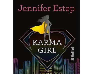 {Rezension} Jennifer Estep - Karma Girl (Bigtime #1)