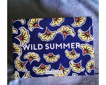 My Little Box - August - Wild Summer
