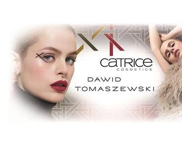 [Preview] Catrice x Dawid Tomaszewski Limited Fashion Edition