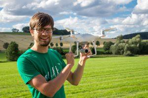 Die DJI Phantom 4 (Standard/Advanced/Pro) im Praxis-Test
