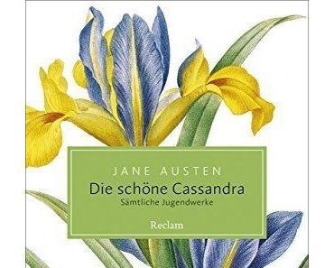 {Rezension} Die schöne Cassandra von Jane Austen