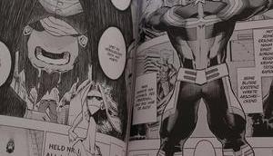 [Manga] Hero Academia