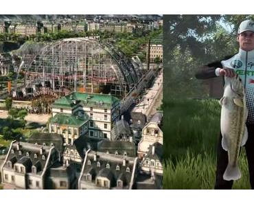 "gamescom 2017: Beste Ankündigung ""Anno 1800"" / Bester Trailer ""Fishing Planet"""