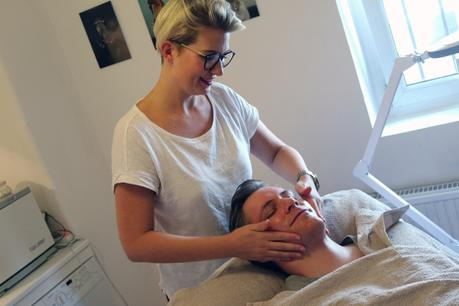 Mein dermalogica Face Mapping bei  'The Beauty and the Beard' in Düsseldorf!