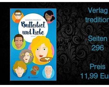 Rezension | Butterbrot und Liebe von Susanne Friedrich
