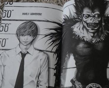 [Manga] Death Note [1]