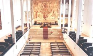 Musik in der  Krankenhauskirche