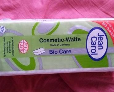 Jean Carol Cosmetic-Watte Bio Care