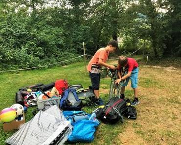Camping-Ferien mit der Familie: Voll easy?