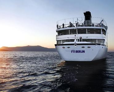 Mit der MS Berlin von FTI Cruises auf Kreuzfahrt