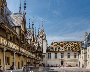 Das Hôtel-Dieu in Beaune