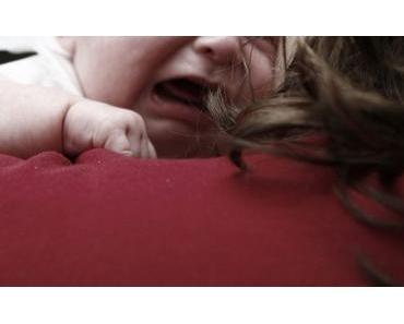 Das Baby lässt sich nicht beruhigen – Wenn Mama hilflos ist