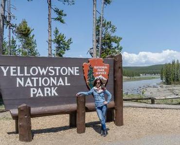 4 Tage im Yellowstone Nationalpark