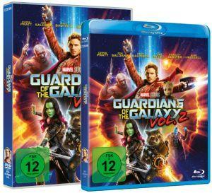 Road to Ragnarok-Gewinnspiel: GUARDIANS OF THE GALAXY VOL. 2 Fanpakete
