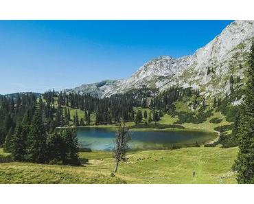 Wandertipp: Bodenbauer-Häuslalm-Sackwiesensee-Sonnschien-Bodenbauer