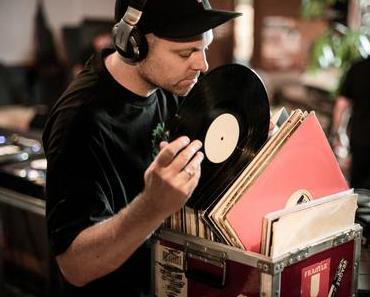 22.09.17 DJ Shadow live @ Alte Feuerwache Mannheim
