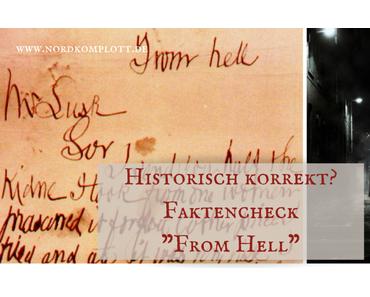 """Historisch korrekt? Faktencheck """"From Hell"""" (Herbst des Schreckens)"""