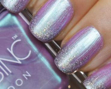 Nails inc Sparkle Like a Unicorn Duo Kit & Nails inc Holler Graphic Duo Kit