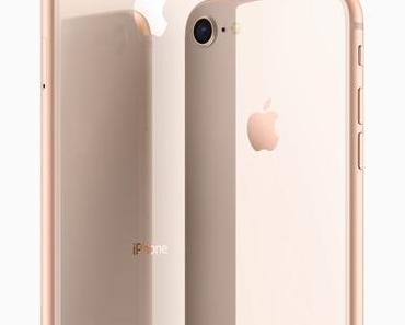 iPhone 8 ab 22. September in Österreich und Deutschland