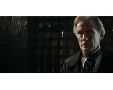 Bill Nighy ist kein Sherlock Holmes in der Gute Nacht-Geschichte THE LIMEHOUSE GOLEM