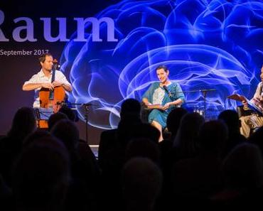 Literaturfest Niedersachsen 2017 - noch bis 24. 9., Thema RAUM