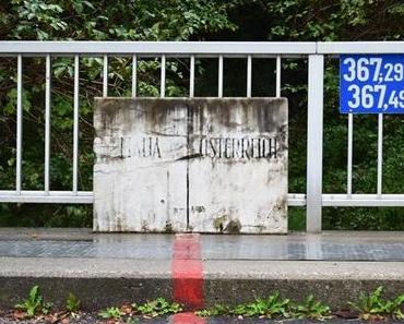 Der Alpe Adria Radweg: Von Malborghetto nach Chiusaforte in Italien