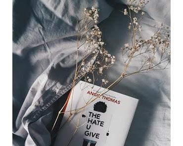 The Hate You Give - Angie Thomas