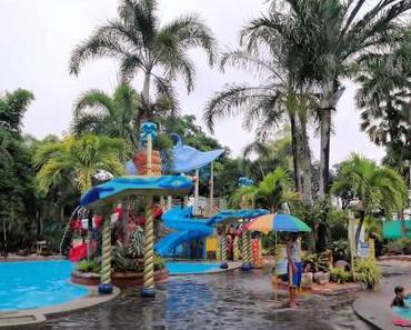 Villa Alfredos Resort – eine Freizeitanlage für gross und klein