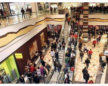 Dolce Vita: Auf sonntäglicher Shoppingtour