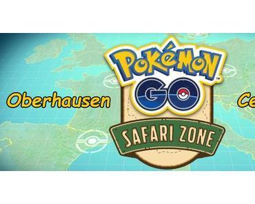 Pokémon-Go-Event: Monster im Centro Oberhausen