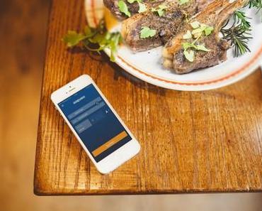 """Zum Restaurantbesuch mit der """"GoEuro App"""" - + + + schnellste Wege zu günstigsten Preisen entdecken ++ Besuch im"""