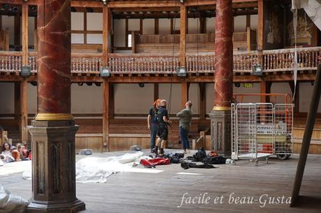 Shakespeare's Globe Theater London