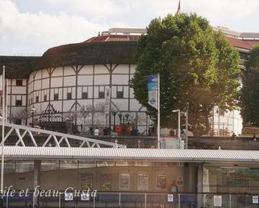 Shakespeare's Globe Theater London