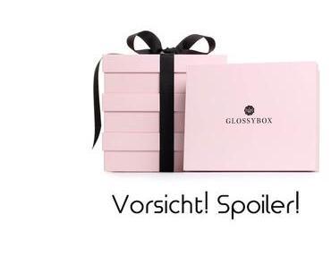 Passé, GLOSSYBOX Geburtstags-Edition
