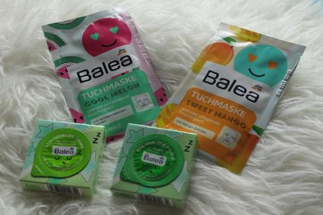 Review: Balea Tuchmaske Cool Melon Sheet Mask + Overnight Mask Limited Edition