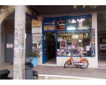 Apotheken aus aller Welt, 746: Colonia de Sacramento, Uruguay