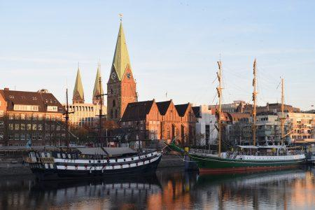 Smart-City Technologie Bremen