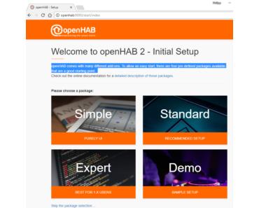 OpenHAB als Alternative zu FHEM auf meinem Raspberry Pi